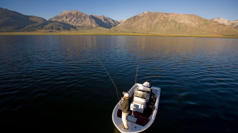 Fishing on Crowley Lake – Christian Pondella