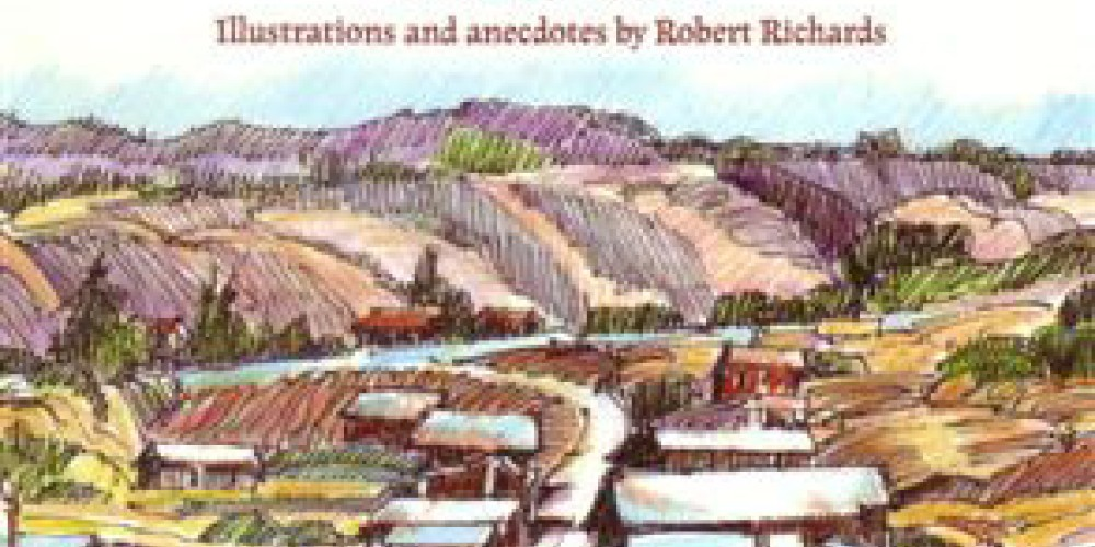 """Book cover: """"Ghost Towns of Amador"""" – Adam Gottstein"""