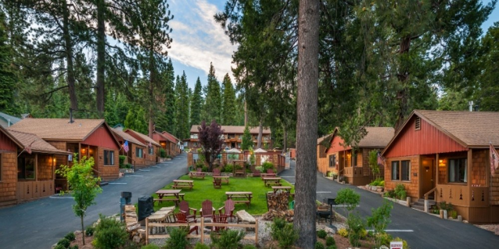 Our property – Cedar Glen Lodge