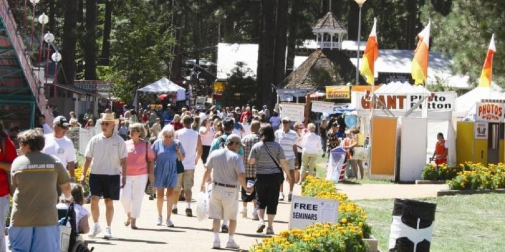 Fun at the Nevada County Fair – Nevada County Fairgrounds