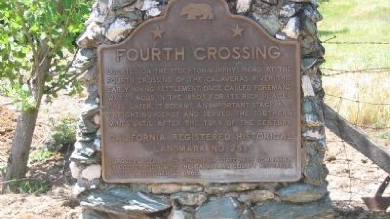 Fourth Crossing Historical Marker – Historical Marker Database