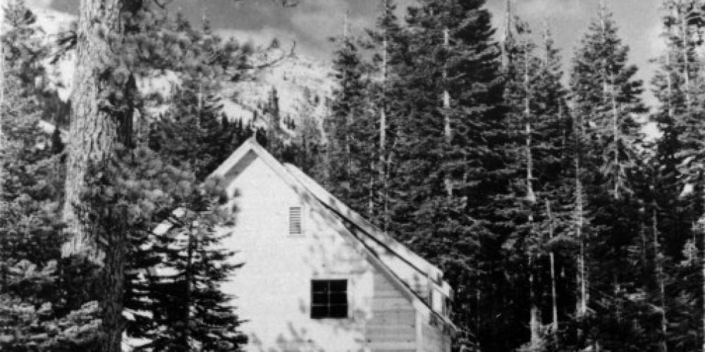 Sierra Ski Ranch atop Echo Summit – unknown