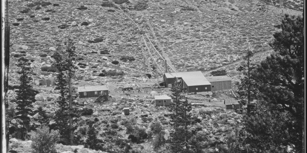 Kearsarge Mining Company was nearby the now vacant land that used to be Bend City – Wikiipedia