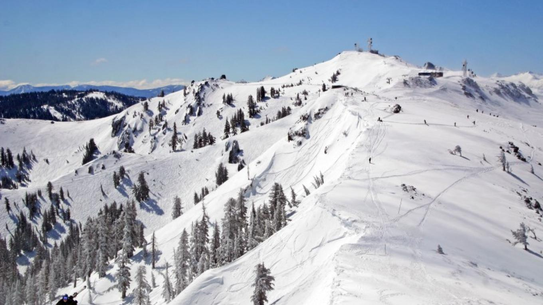 Alpine's legendary terrain – Rachael Woods