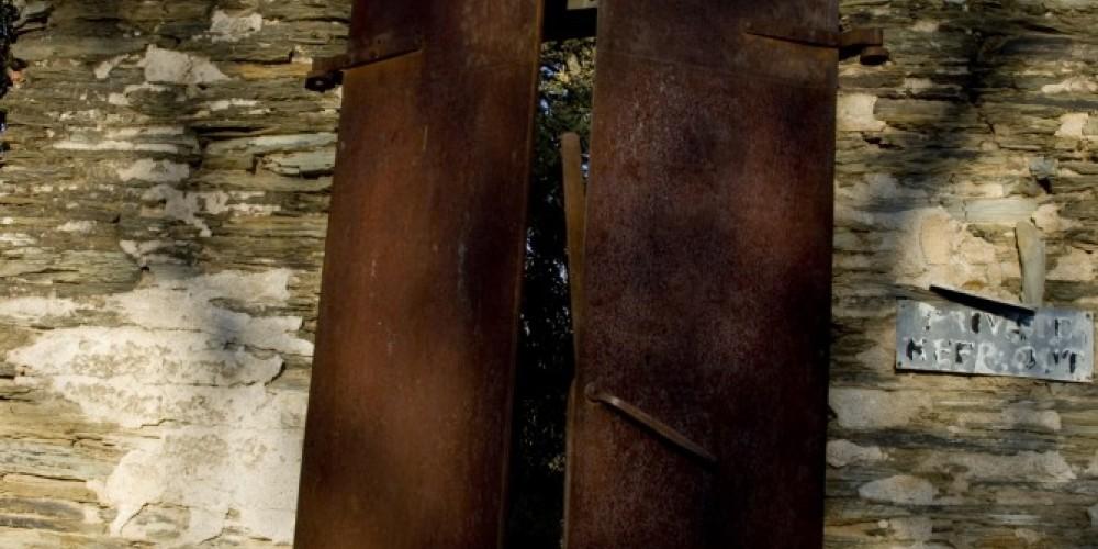 Old Metal doors, Bear Valley – Jeanetta Phillips