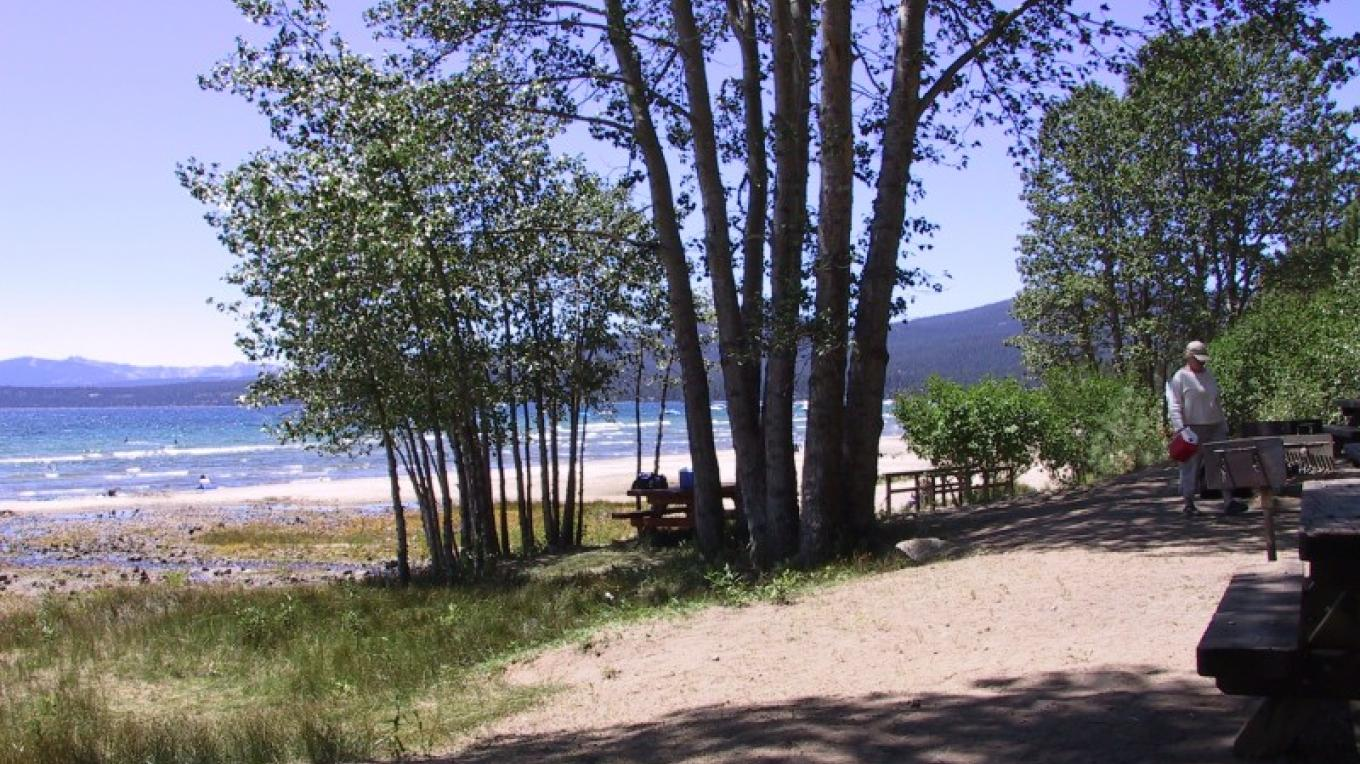 Secline Beach – Conservancy