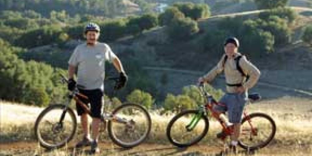 Mountain Bikers – John Broski