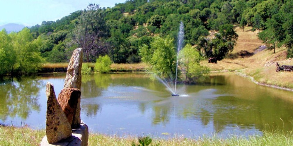 Named for the pond, which is stocked with fish for your angling pleasure, Lyn-Mar Pond Guest Ranch is the ideal family vacation destination.