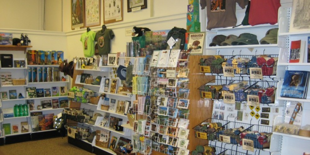 Visitor Center Park Store Operations