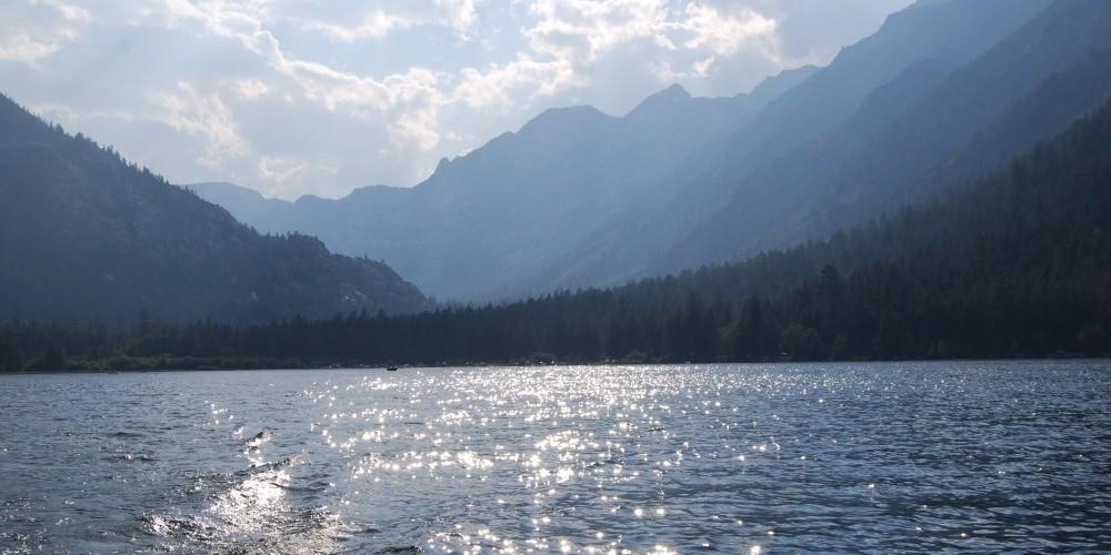 Pristine Twin Lakes – Sarah McCahill