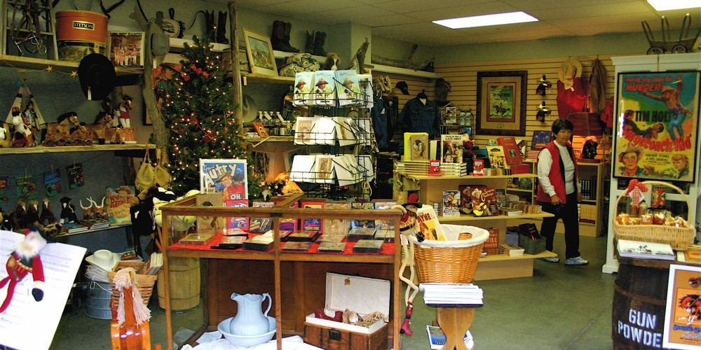 Museum Gift Shop – Langley