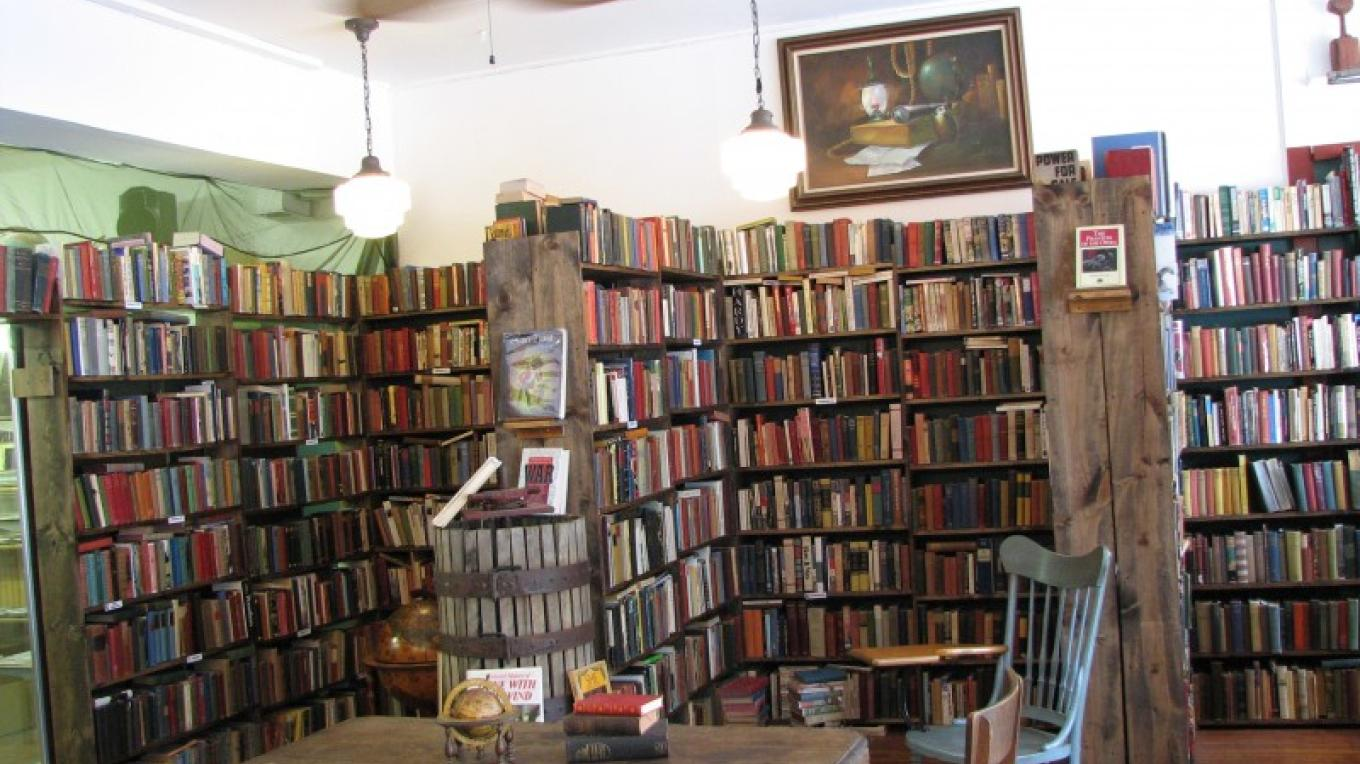 MORE OLD BOOKS AND ART TOO. – LINDA HEIN