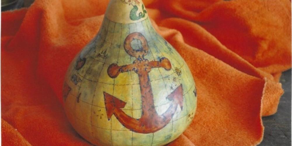 Gourd art by Carol Canby – Carol Canby