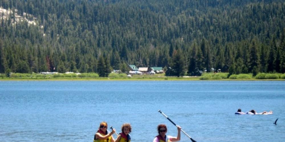 Silver Lake – Plasse's Resort Facebook Page