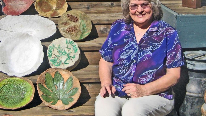 Ferne Olson's Garden Art – Beryl Moody