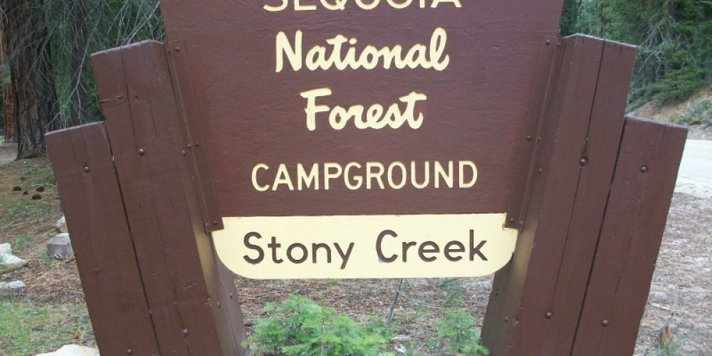 Stony Creek Campground – USDA-Forest Service