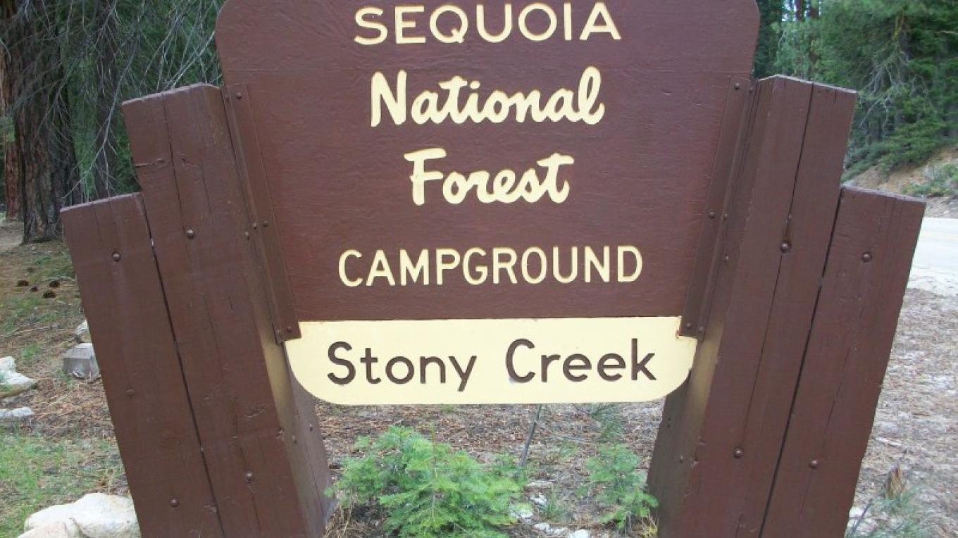 Stony Creek Campground – USDA-Forest Service