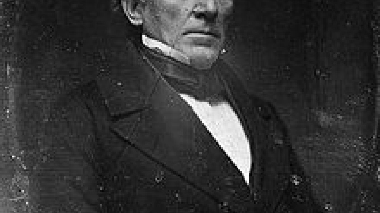 William M. Gwin, California's first Senator and mine owner in Paloma. – wikipedia.org