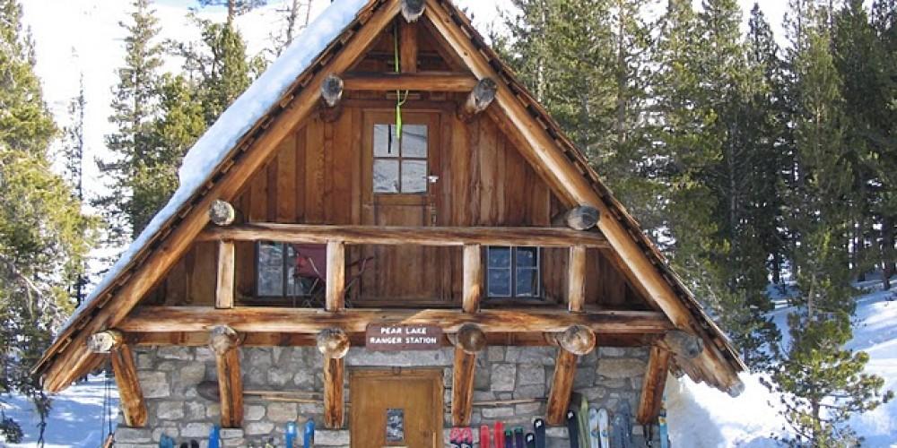 Pear Lake Ski Hut