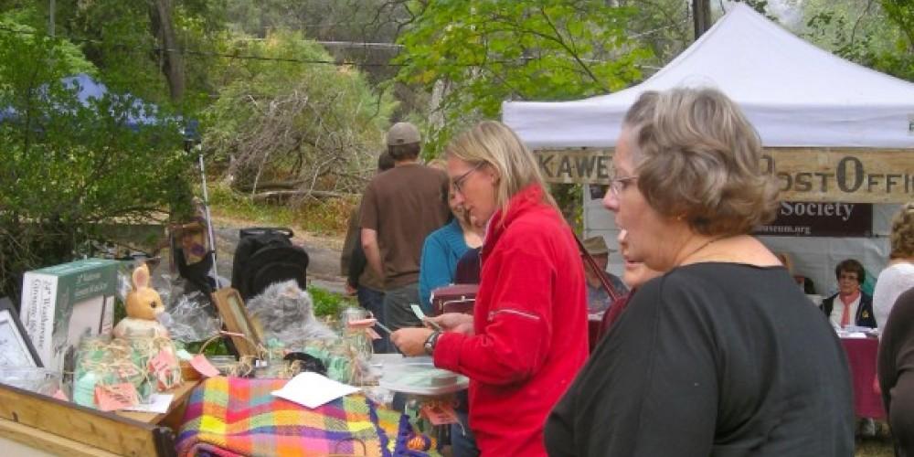 Fundraiser raffle table – CJS
