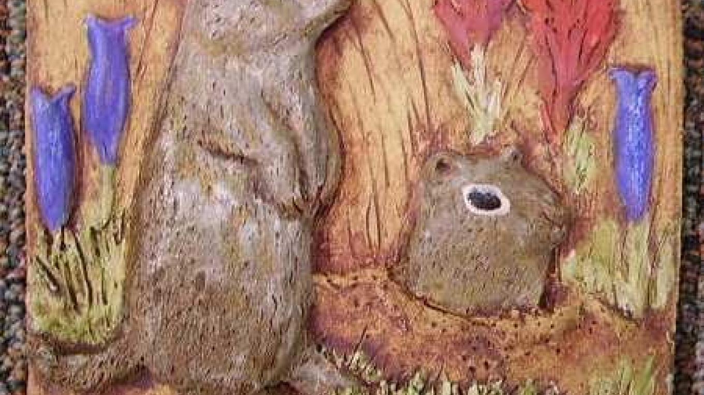 Belding\'s Ground Squirrels by Carolyn Lynch – Patricia Holton