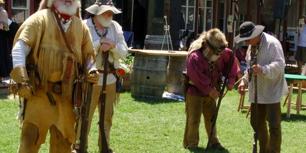 Kit Carson Mountain Men