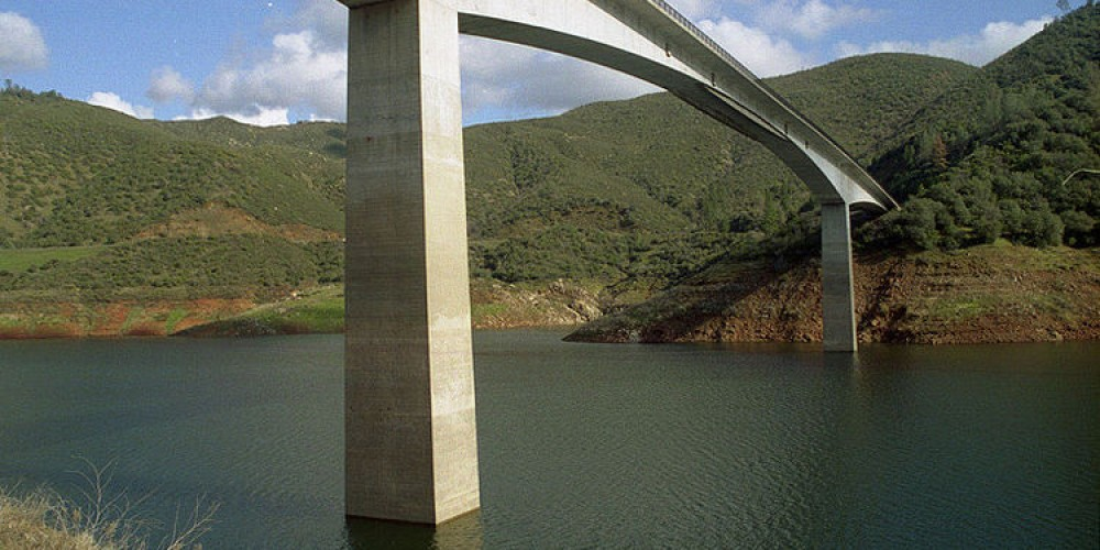 One of the highest bridges of its kind in the country affording panoramic vistas. – Highestbridges.com