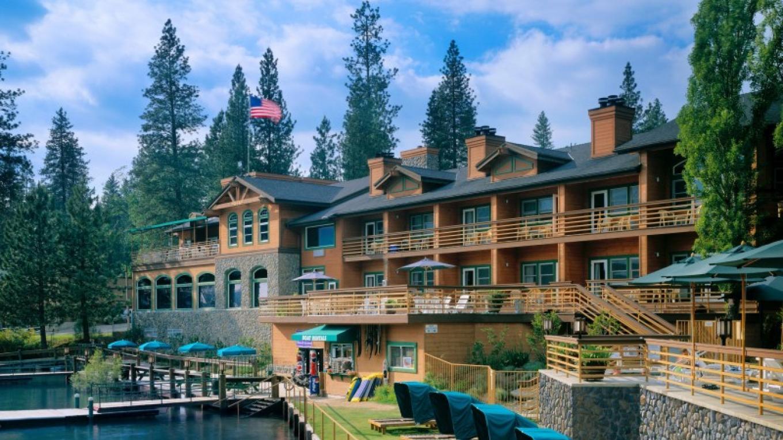 The resort – www.basslake.com