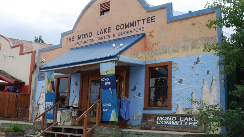 Mono Lake Committee Information Center, Lee Vining – Sarah McCahill