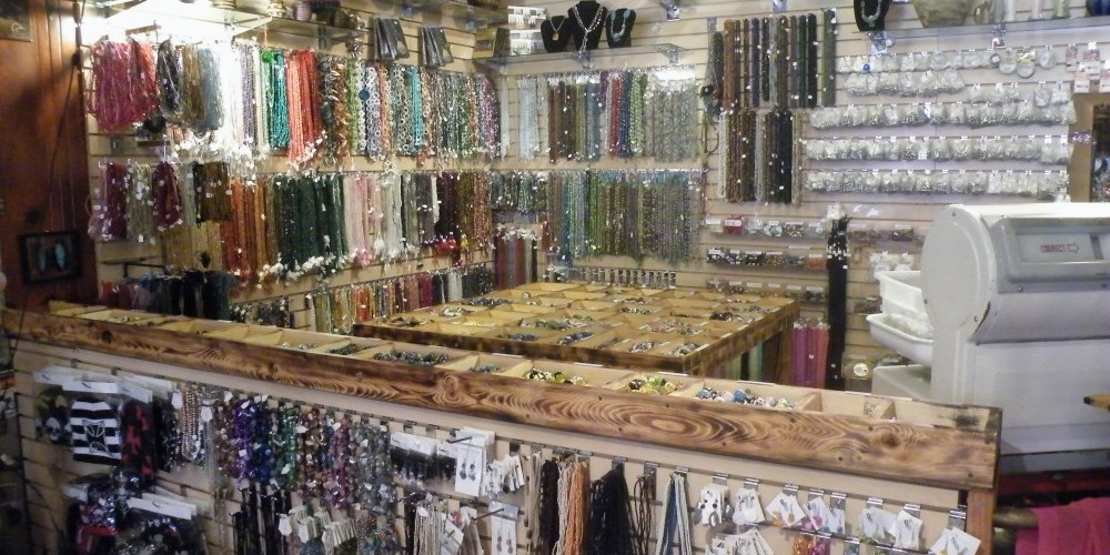 The bead room – yosemitegifts