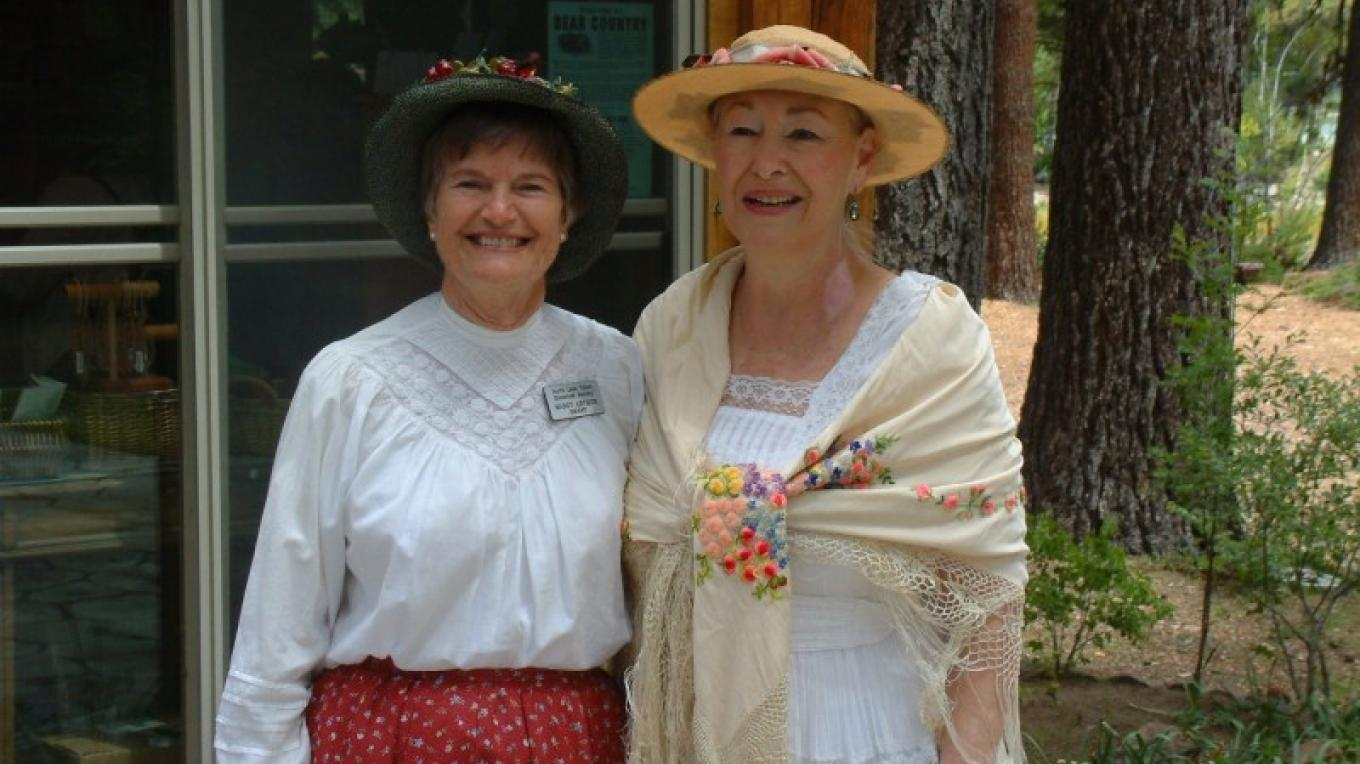 A team of dedicated tour guides lead the tours – Courtesy of Gatekeeper's Museum