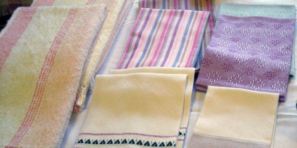 Handwoven towels and baby blankets by Ingrid Knox – Ingrid Knox