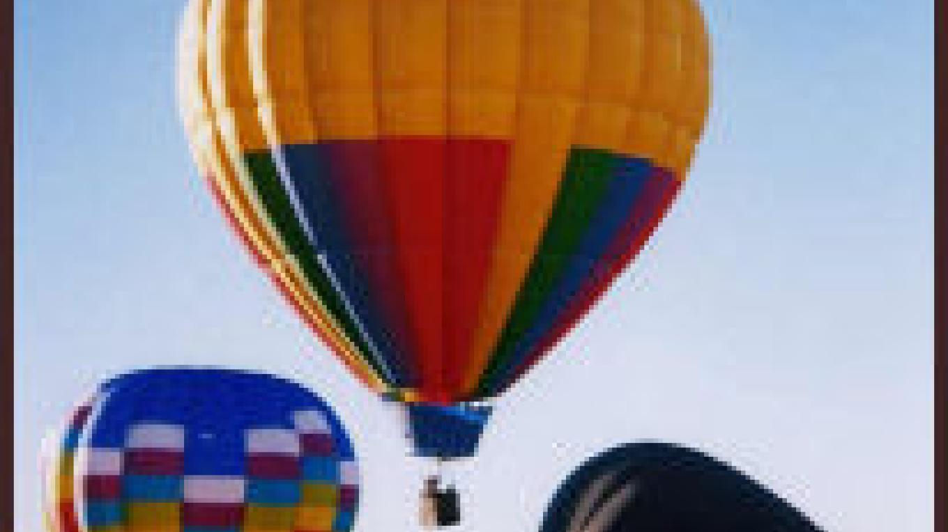 Balloon Fest -Just One Of Our Local Annual Events