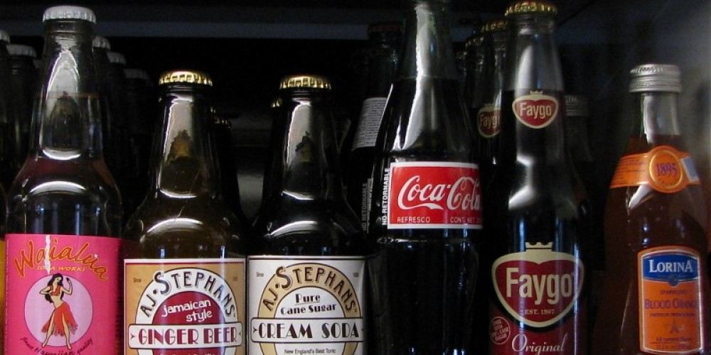 There are nostalgic sodas for everyone! – Karrie Lindsay