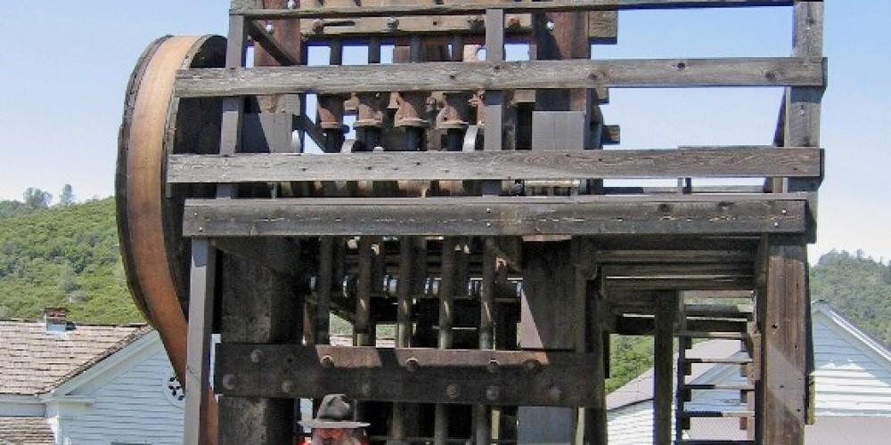 Stamp Mill Demonstration – Skip Skyrud