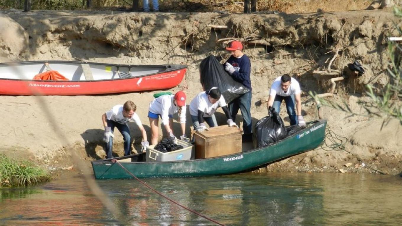 RiverTree Volunteers