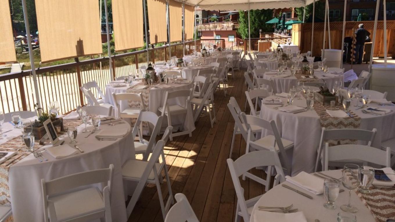 Wedding Deck – www.basslake.com