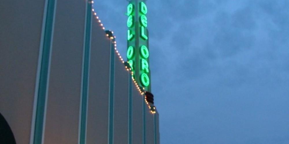 Del Oro Movie Theater  1942 – H. Levine