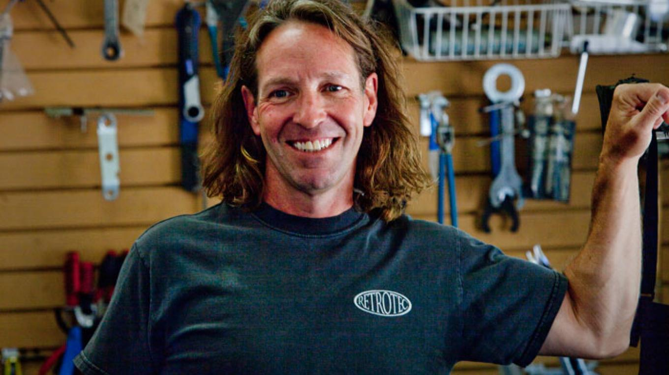 Greg Long of Downieville Outfitters – www.downievilleoutfitters.com
