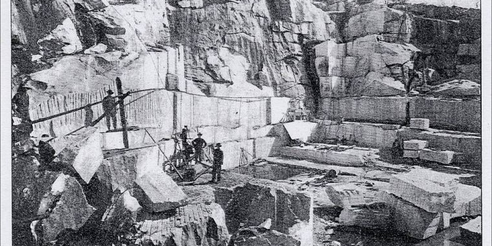 Quarries were a major resource for Columbia – Quarriesandbeyond.org