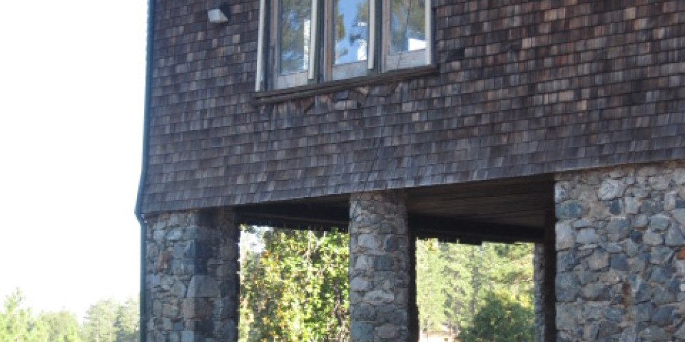 North Star House in profile – Rose Sponder
