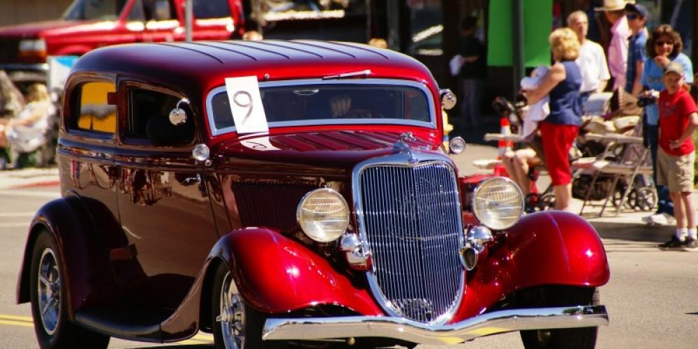 Classic Car – Lorissa Soriano