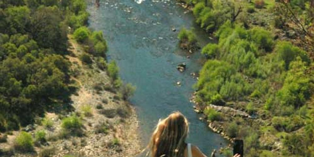 South Fork of the American River – Mark Leder-Adams