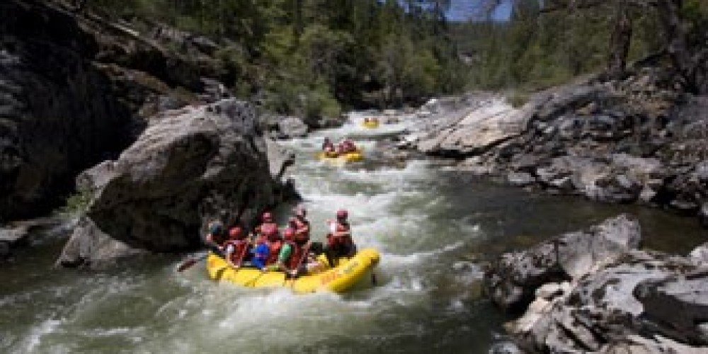 North Fork Stanislaus River Rafting – www.TracyBarbutes.com