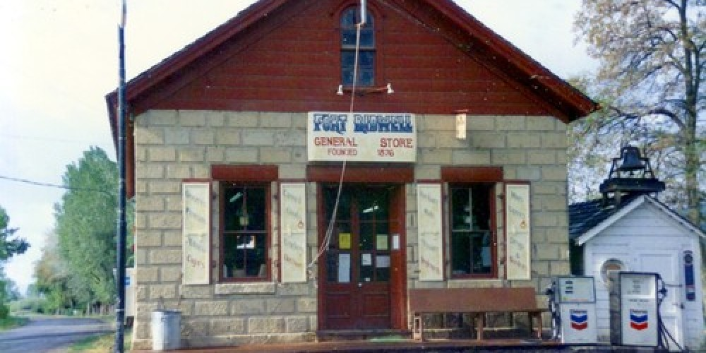 Fort Bidwell General Store – Rick Z