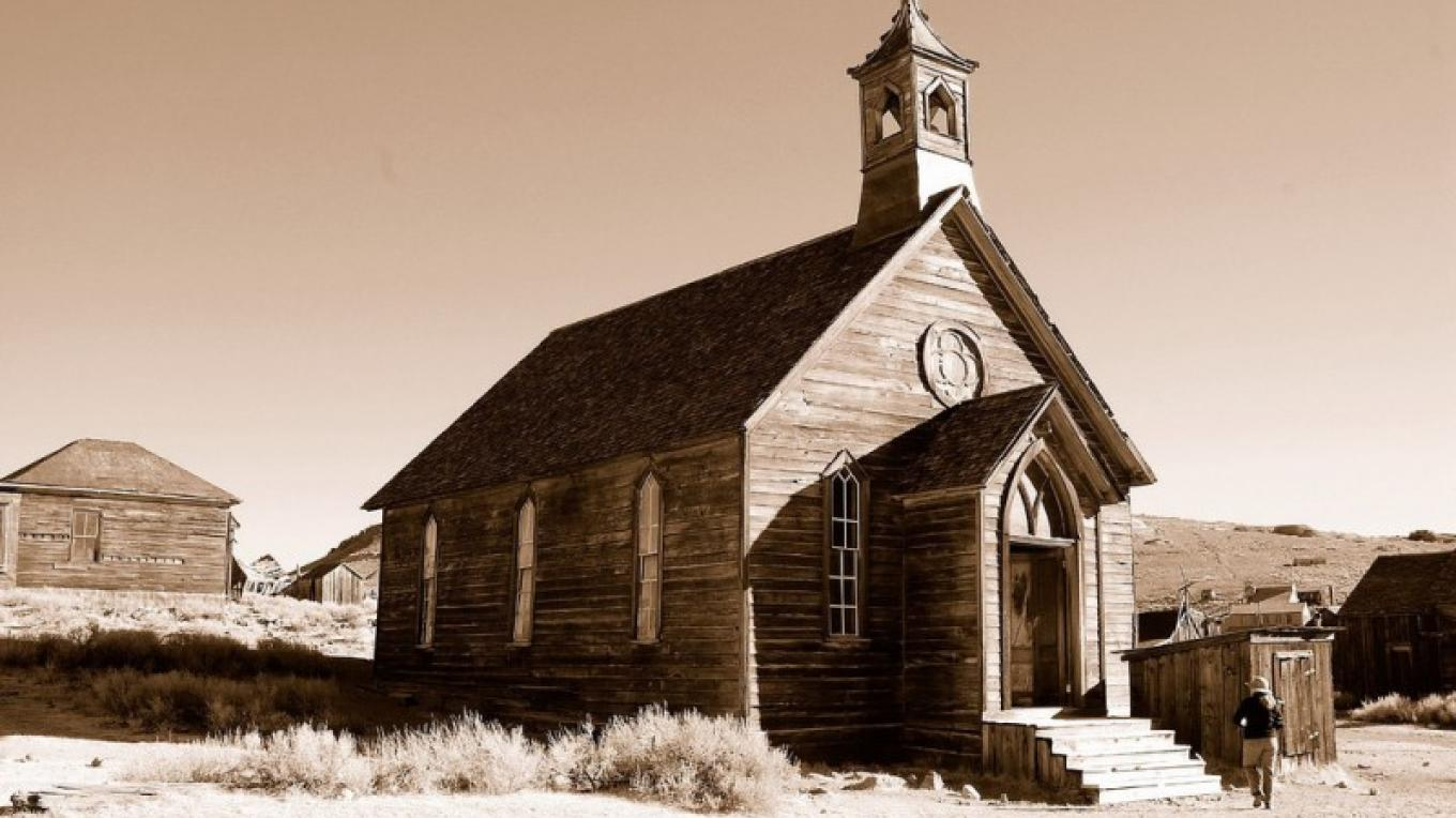 Methodist Church of Bodie – Smugmug.com