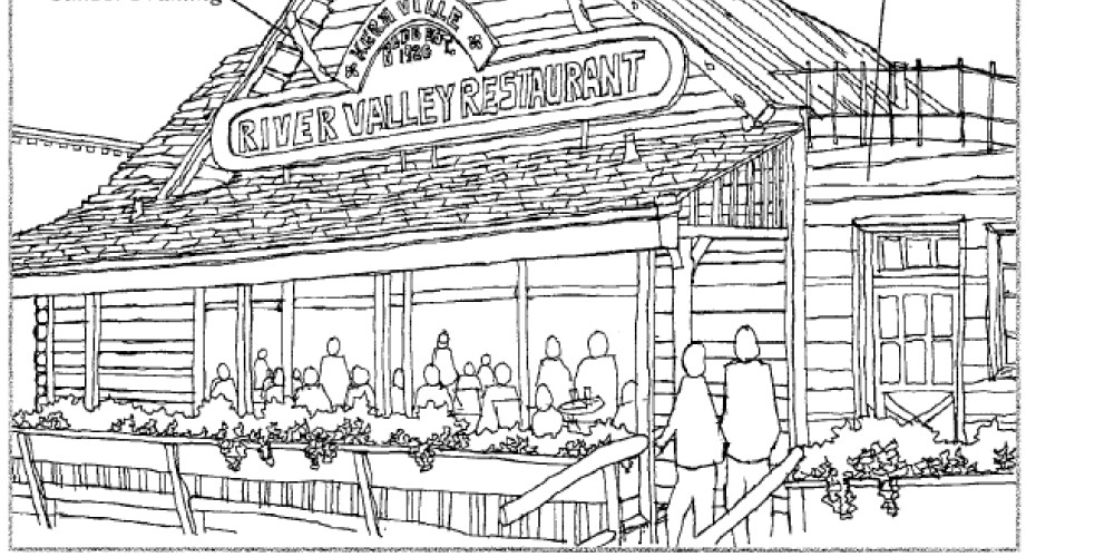 That's Italian called out as a model for 'Rustic Architecture' in the Architectural Guildlines in the Kern River Valley Specific Plan – Kern County Planning & Community Development