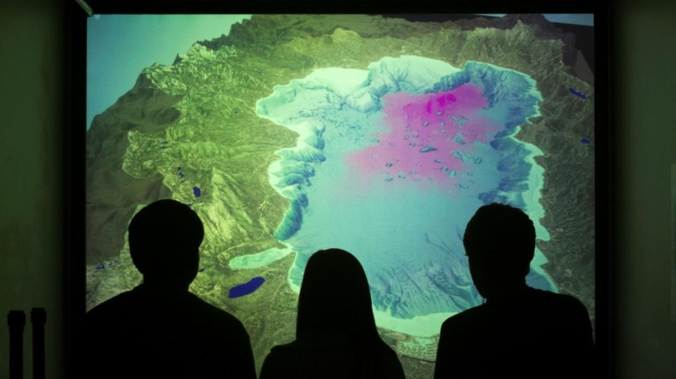 """Lake Tahoe in Depth"" 3-D movie now playing in the Otellini 3-D Visualization Lab – Jim Markle"