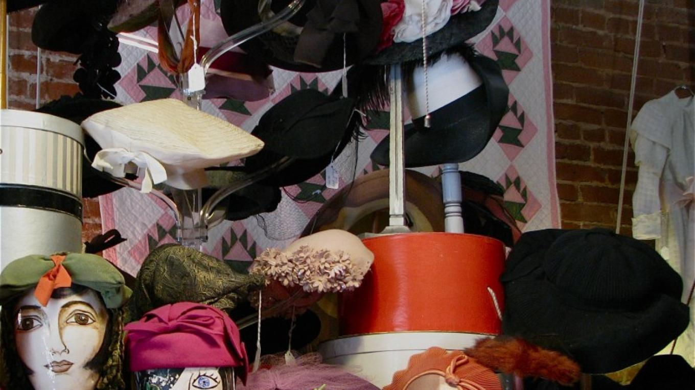 Hats, hats and more hats! – Karrie Lindsay