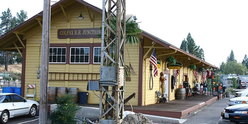 Colfax Station today - after restoration – Flickriver.com